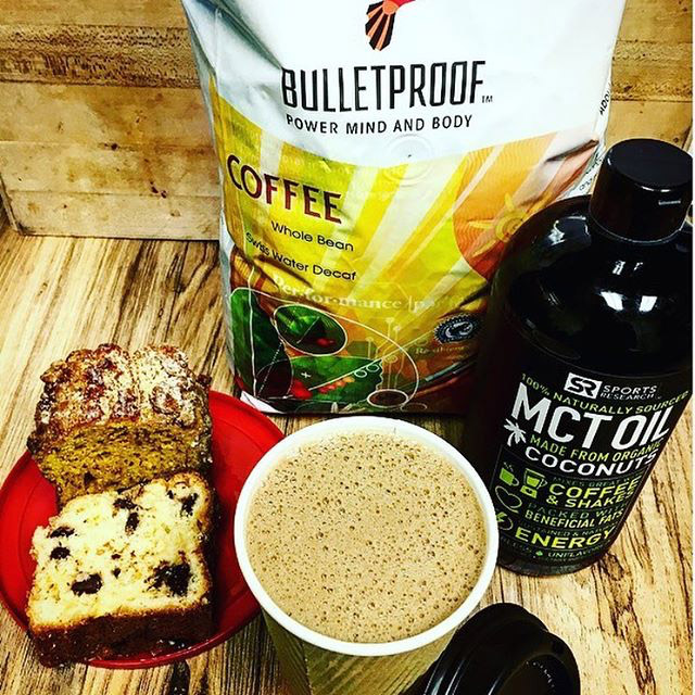 bulletproof coffee snacks
